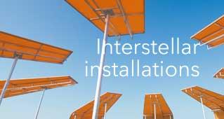 Interstellar Installations
